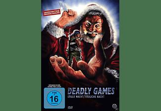 Deadly Games - Allein gegen den Weihnachtsmann / Stille Nacht, Tödliche Nacht DVD