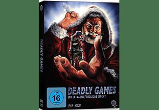 Deadly Games - Allein gegen den Weihnachtsmann / Stille Nacht, Tödliche Nacht Blu-ray + DVD