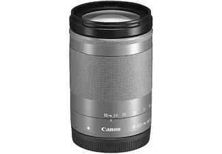Canon Objetivo EVIL - Canon Ef-M18-150mm F/3.5-6.3 Is Stm, Plata