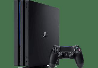 SONY PlayStation 4 Pro 1TB Schwarz