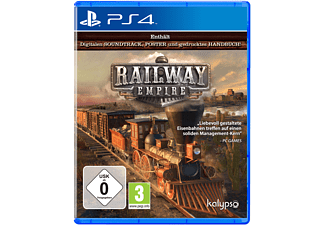 Railway Empire - [PlayStation 4]