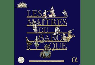 Bruno Cocset - Les Maitres Du Baroque  - (CD)