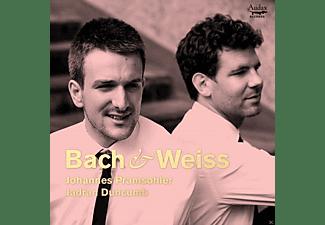 Jadran Duncumb, Johannes Pramsohler - Suiten Für Violine Und Laute  - (CD)