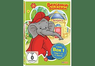 Staffelbox 1 - Benjamin Blümchen DVD