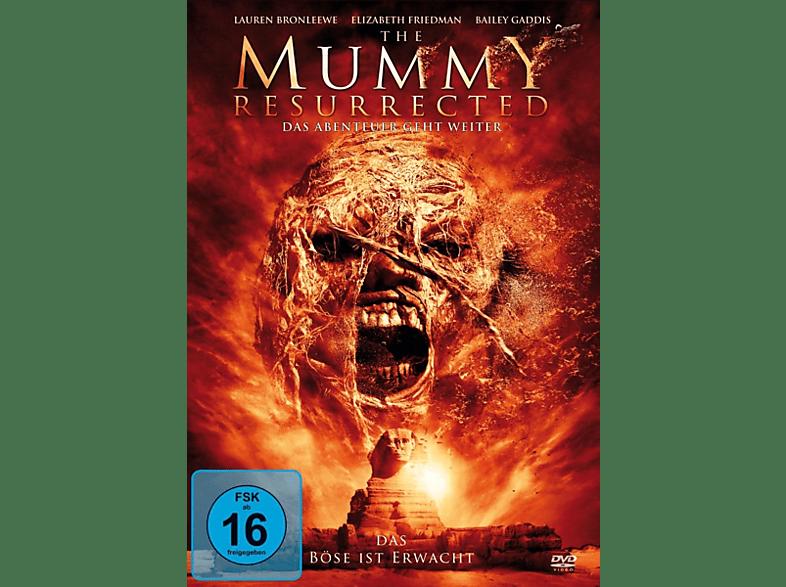 The Mummy Resurrected-Das Abenteuer Geht Weiter [DVD]