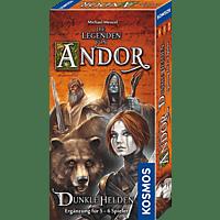 KOSMOS Die Legenden von Andor - Dunkle Helden Brettspiel, Mehrfarbig