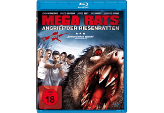 Mega Rats-Angriff Der Riesenratten Blu-ray
