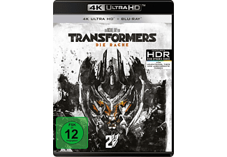 Transformers 2 [4K Ultra HD Blu-ray + Blu-ray]