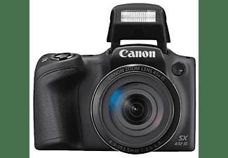 Cámara bridge - Canon PowerShot SX432 IS, Sensor CCD, 20 MP, Zoom óptico 45x, Vídeo HD, Wi-Fi