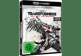Transformers 4 - Ära des Untergangs 4K Ultra HD Blu-ray + Blu-ray