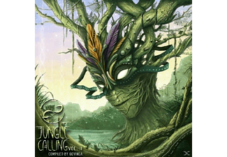 VARIOUS - Jungle Calling 2  - (CD)
