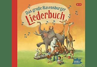 VARIOUS - Das große Ravensburger Liederbuch  - (CD)