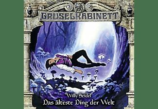 Gruselkabinett-folge 134 - Das älteste Ding der Welt  - (CD)