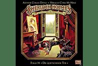 Sherlock Holmes-folge 34 - Die quietschende Tür - (CD)