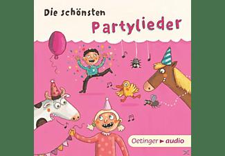 VARIOUS - Die Schönsten Partylieder  - (CD)
