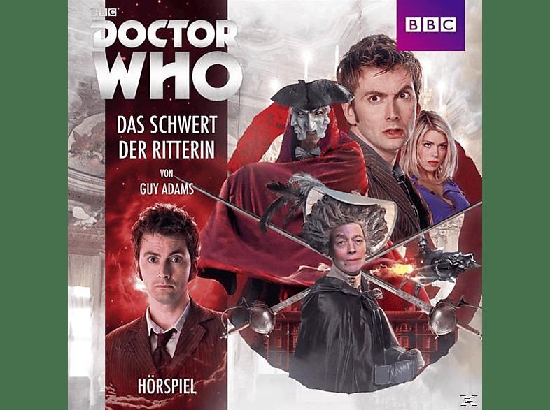 Guy Adams - Doctor Who: Das Schwert der Ritterin - (CD)