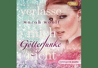 Marah Woolf - GötterFunke.Verlasse mich nicht (3)  - (MP3-CD)