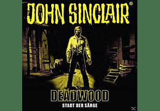John Sinclair-deadwood - John Sinclair: Deadwood . Stadt der Särge (11)  - (CD)