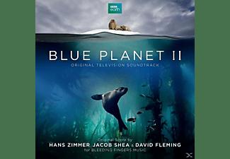 Hans Zimmer, Jacob Shea, David Fleming - Blue Planet II  - (CD)
