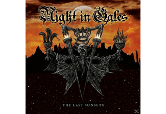 Night In Gales - The Last Sunsets  - (Vinyl)
