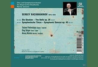 Chor Und Symphonieorchester Des Bayerischen Rundfunks - Die Glocken/Symphonische Tänze  - (CD)