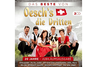Oesch's Die Dritten - Das Beste von..  - (CD)