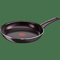 TEFAL C40206 Dark Ruby Bratpfanne (Aluminium, Beschichtung: Keramik, 280 mm)
