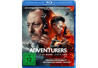 The Adventurers Blu-ray