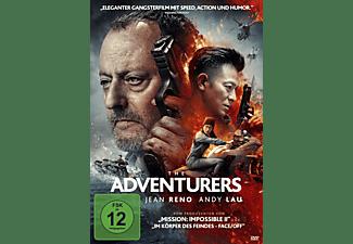 The Adventurers DVD