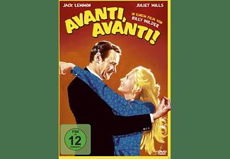 Avanti, Avanti! DVD