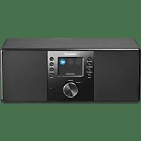 KARCHER DAB 5000 Digitalradio, DAB, DAB+, FM, Schwarz