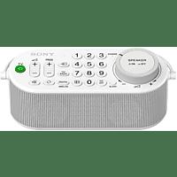 SONY SRS-LSR100 Tragbarer TV Funklautsprecher, Weiß
