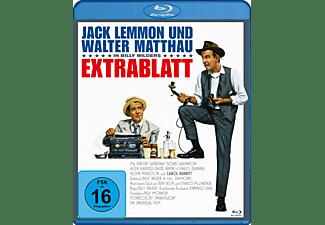 Das Extrablatt Blu-ray
