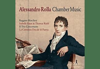 Ruggero Marchesi, Isabelle Faust, Thomas Riebl, Il Trio Concertante, La Camerata Ducale di Parma - Chamber Music  - (CD)