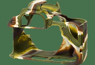 EASYCOVER ECC200DC, Kameraschutzhülle, Camouflage, passend für Spiegelreflexkameras
