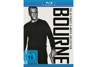 Bourne - The Ultimate 5-Movie-Collection Blu-ray