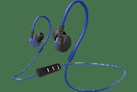 HAMA Run BT, In-ear Headset Bluetooth Blau