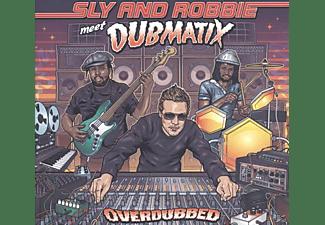 Sly & Robbie Meets Dubmatix - Overdubbed  - (LP + Bonus-CD)