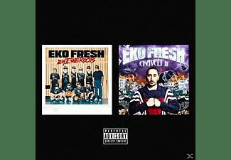 Eko Fresh - Ek To The Roots 2 & Ekavelli 2  - (CD)