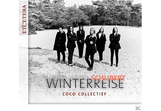 Coco Collectief - Winterreise  - (CD)