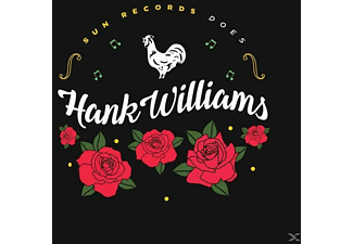 VARIOUS - Sun Records Does Hank Williams - (Vinyl)