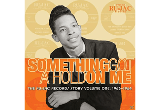 VARIOUS - Something Got A Hold On Me:The Ru-Jac Records Stor - (CD)