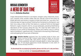 Nicholas Boulton - A Hero of our Time  - (CD)