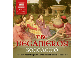 The Decameron - 24 CD - Literatur/Klassiker