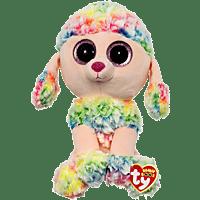 TY Rainbow Pudel Plüschfigur, Mehrfarbig