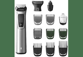 Barbero - Cortapelos - Afeitadora multifunción Philips MG7715/15, 13 en 1, Seco y húmedo