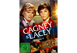 Cagney & Lacey 4 DVD