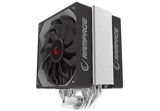 RAMPAGE Wind Chill 420 Socket AM4/ 2011 120x120x25mm 2x Sessiz Fan CPU Soğutucu