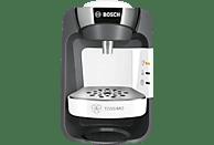 BOSCH TAS 3204 Tassimo Kapselmaschine, Kokosnuss/Weiß/Anthrazit