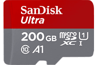 SANDISK Ultra® microSDXC™ UHS-I  200 GB